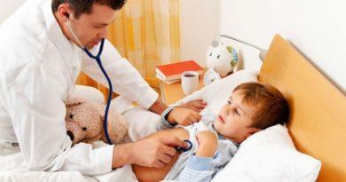 Как проходит диагностика аллергии у детей