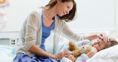 Понос и рвота у ребенка без температуры
