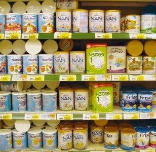 кисломолочные смеси при аллергии на коровий