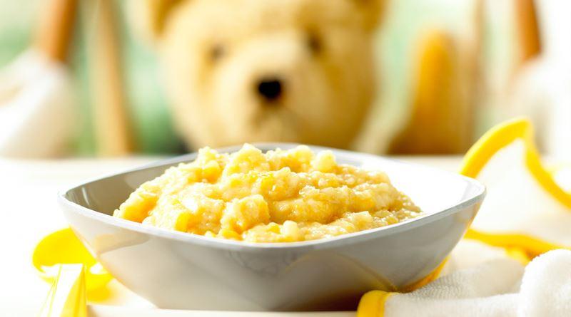 Прикорм для малышей по месяцам таблица