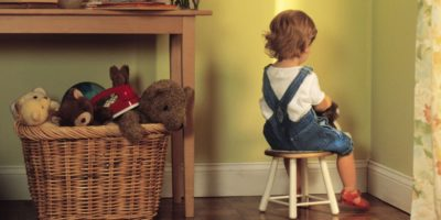 Способы наказания ребенка