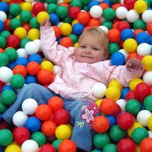 Активные игры для детей в 1-2 года