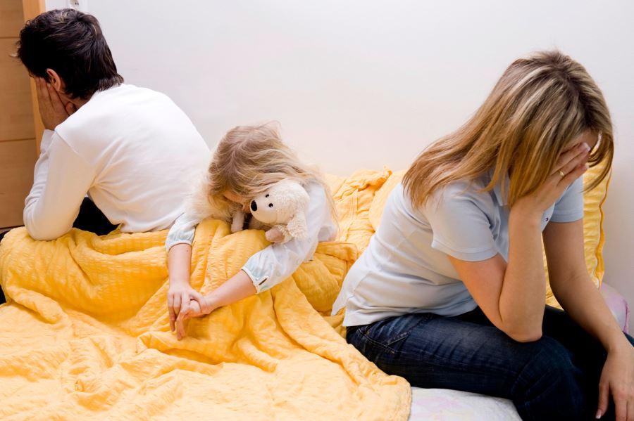 Причина № 5. Страх за ребёнка