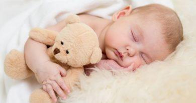 12 способов, как быстро уложить ребенка спать