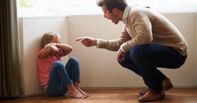 почему нельзя кричать на ребёнка