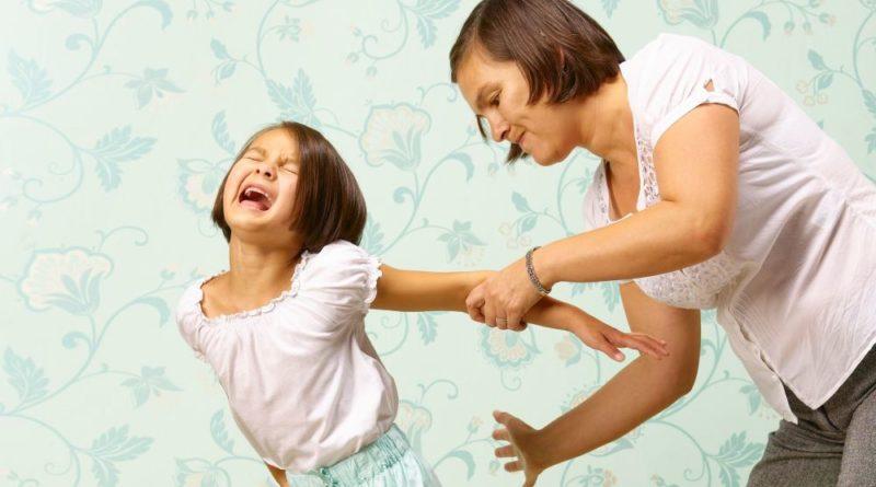 Почему нельзя бить детей