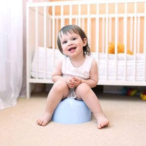 Как приучить ребенка к горшку за 7 дней