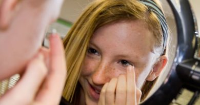 Контактная коррекция зрения у детей