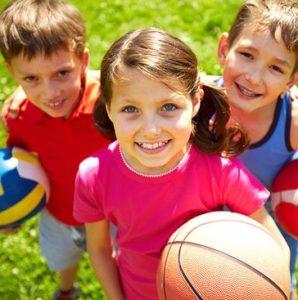 Когда дети должны начать заниматься спортом