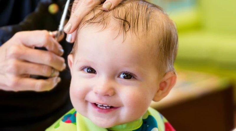 Подстригать ребенка