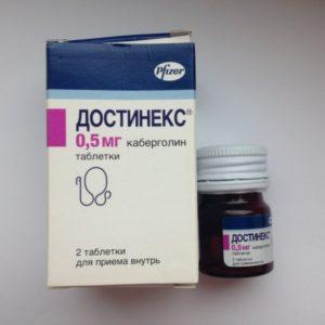 Обзор эффективных лекарств, чтобы закончить кормить грудью