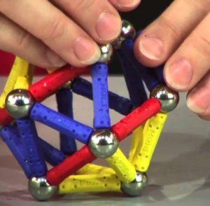 Магнитные конструкторы для детей