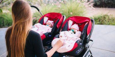 20 лучших колясок для новорождённых детей