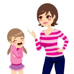 Чем опасен родительский крик