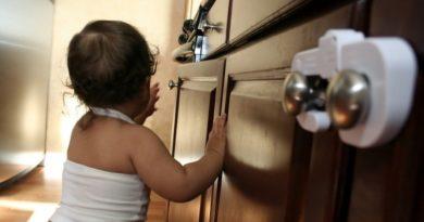 Безопасность ребенка в доме