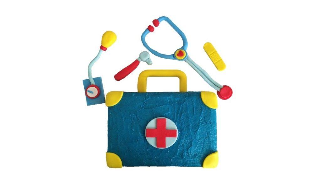 Набор доктора для детей