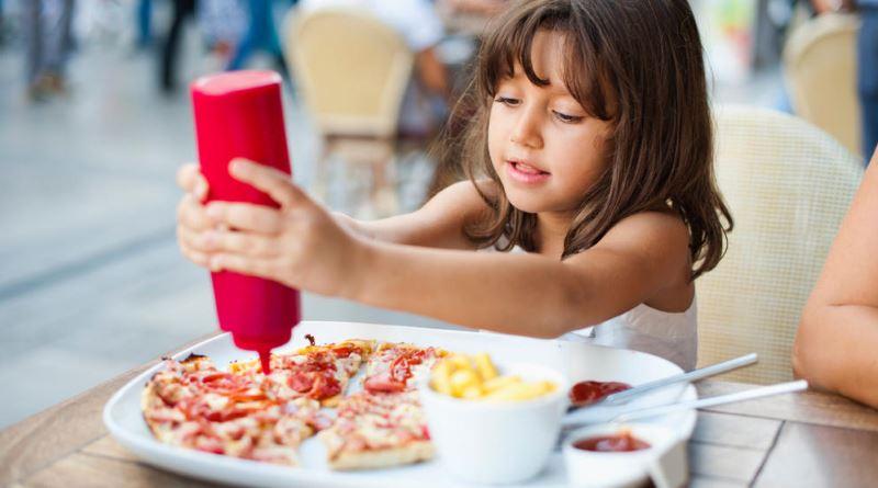 5 правил организации питания ребенка с гастритом