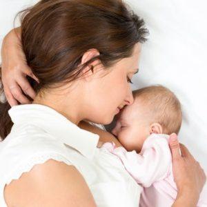 Наличие глистов у матери