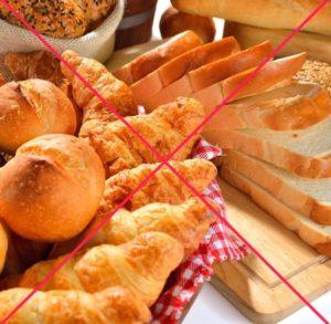 Диета при пищевой аллергии на пшеницу