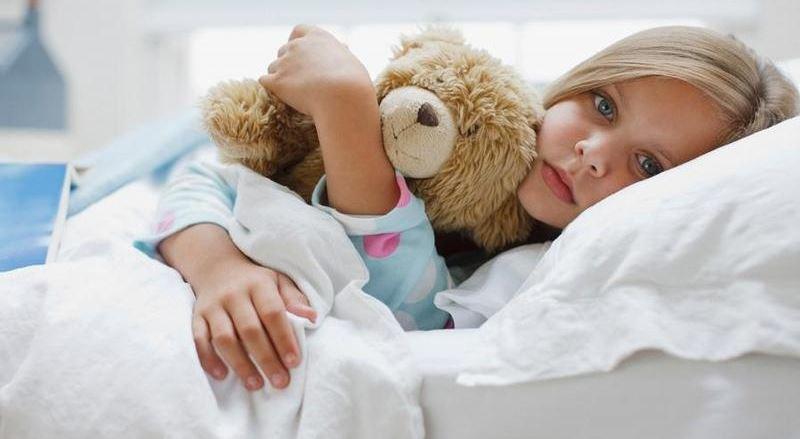 Причины влагалищных выделений у детей