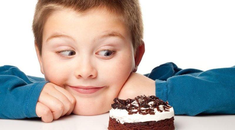 Можно ли детям сладкое