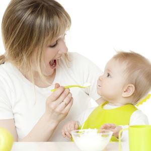 Новое питание в жизни ребёнка