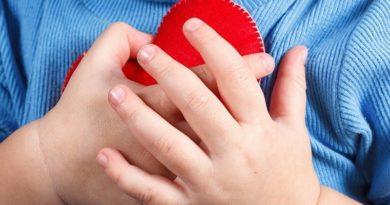 заболевания сердца у ребенка