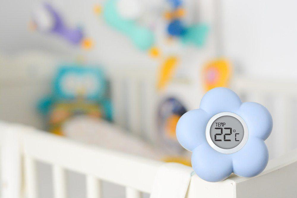 Идеальная температура в комнате для новорожденного