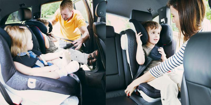 Насколько безопасно детское сиденье