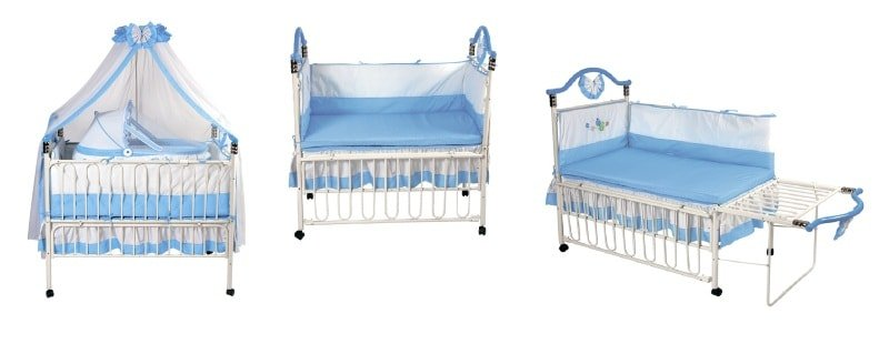Кровать Geoby TLY 632