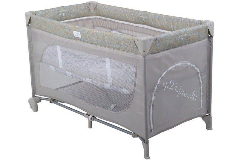 Кроватка для новорожденного Happy Baby Martin