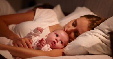7 простых способов победить младенческую бессонницу