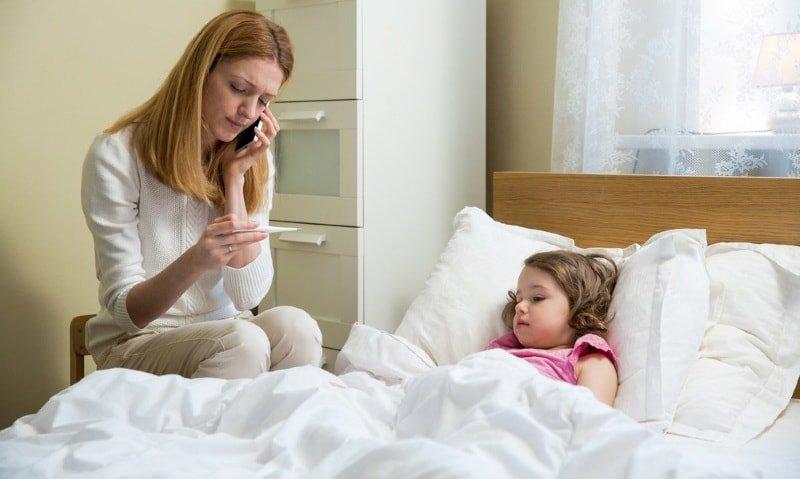 Лечение диареи путешественника у детей