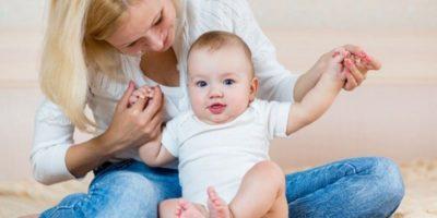 5 советов, которые помогут ребенку научиться сидеть