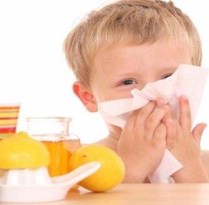 Пищевая аллергия у ребенка