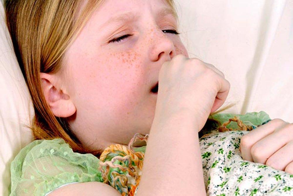 профилактика коклюша у детей