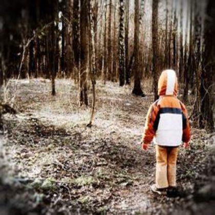 что делать если потерялся в лесу детям