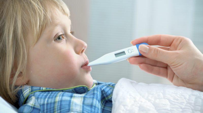 температура после прививки от гриппа у малыша
