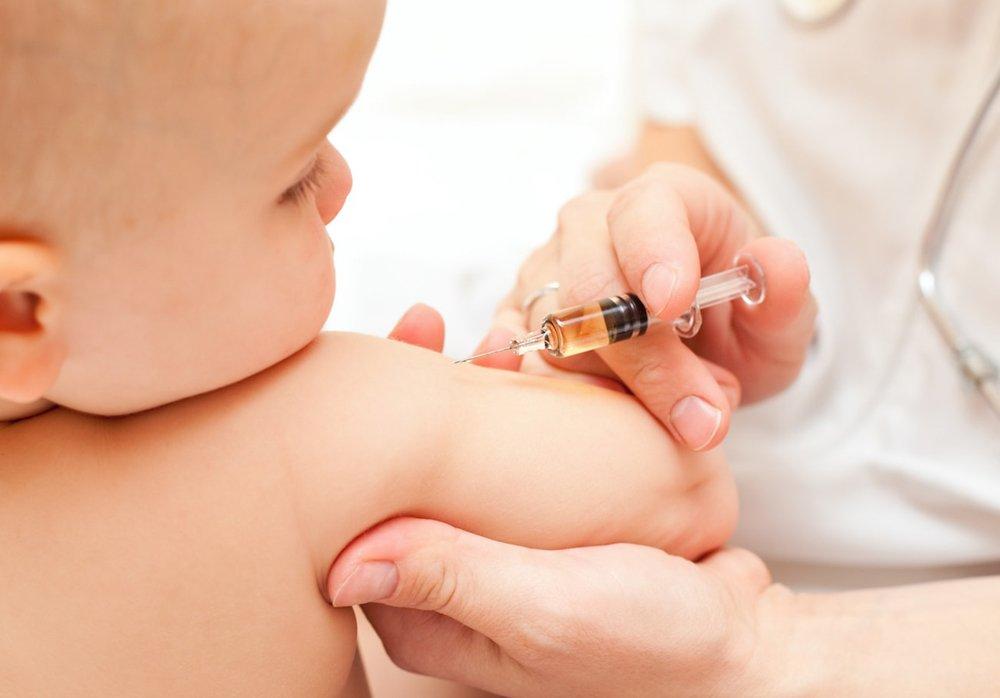 температура после прививки у ребенка против гриппа