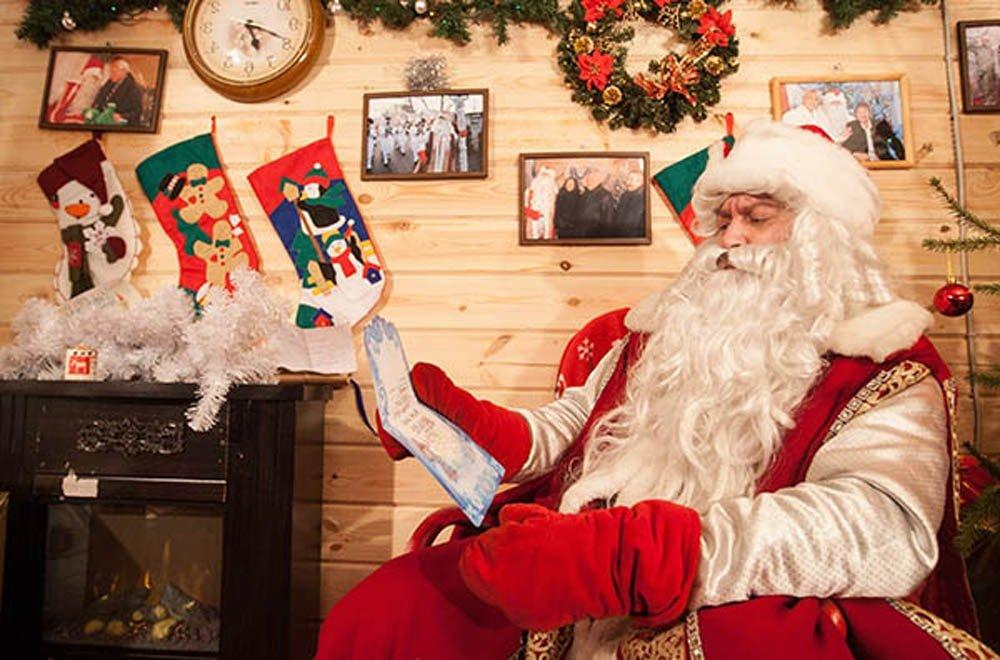 Дед Мороз в Рязани