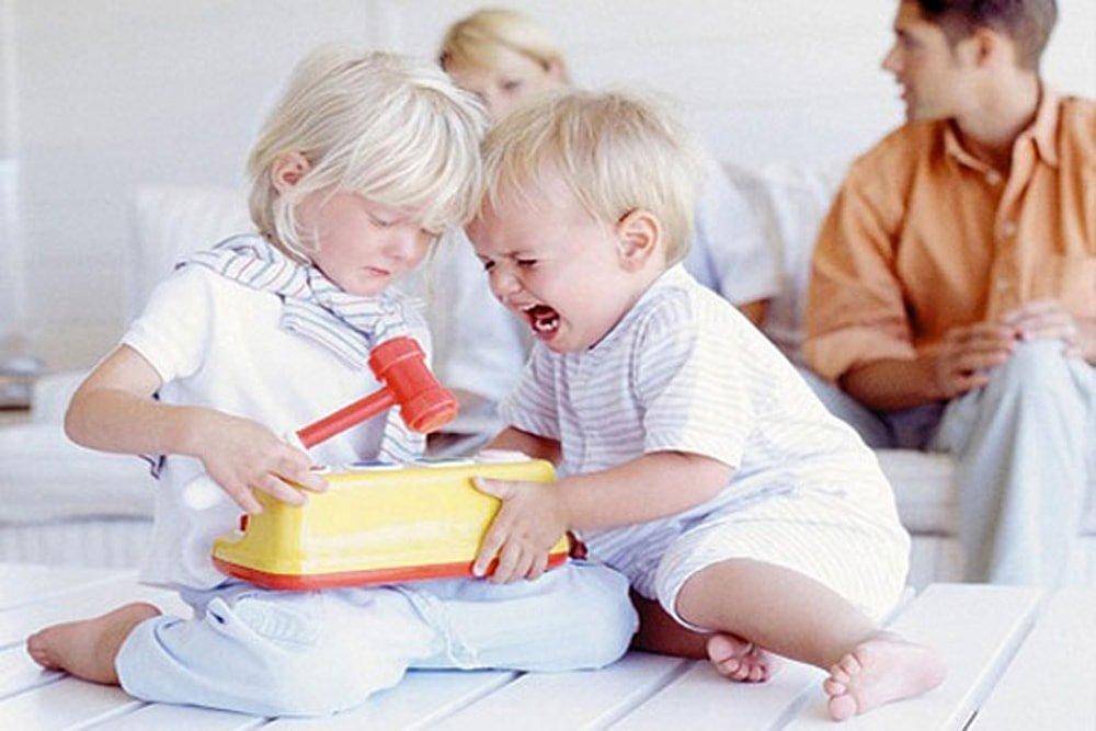 ссора между детьми