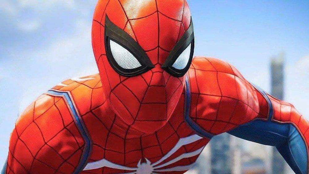 Человек-паук костюм
