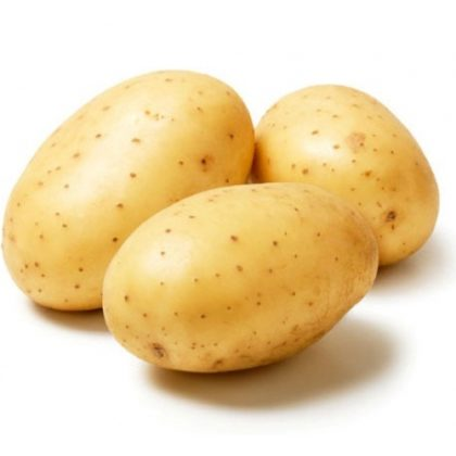 Картофельная лепешка от кашля