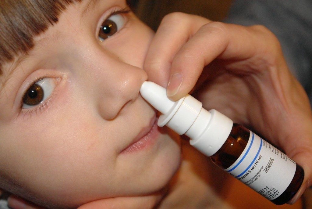 Восстановление дыхания через нос