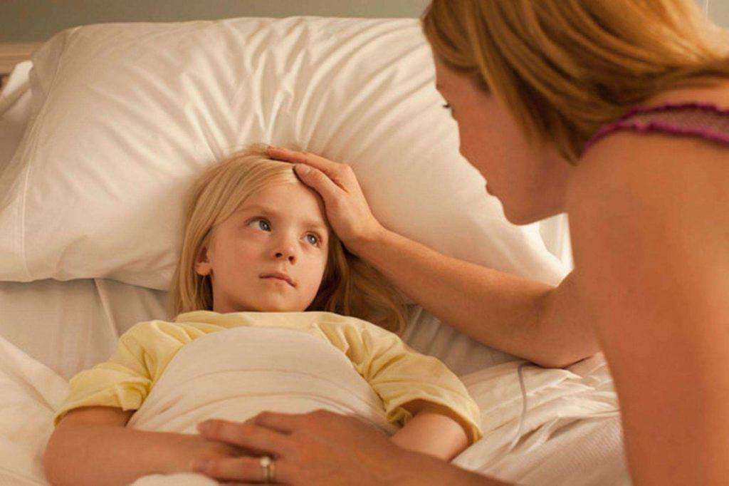 Аденовирус у детей