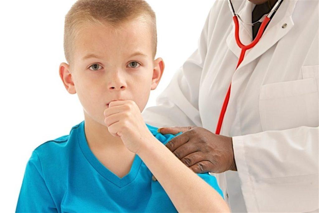 Туберкулёз у детей
