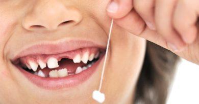 Временные зубки