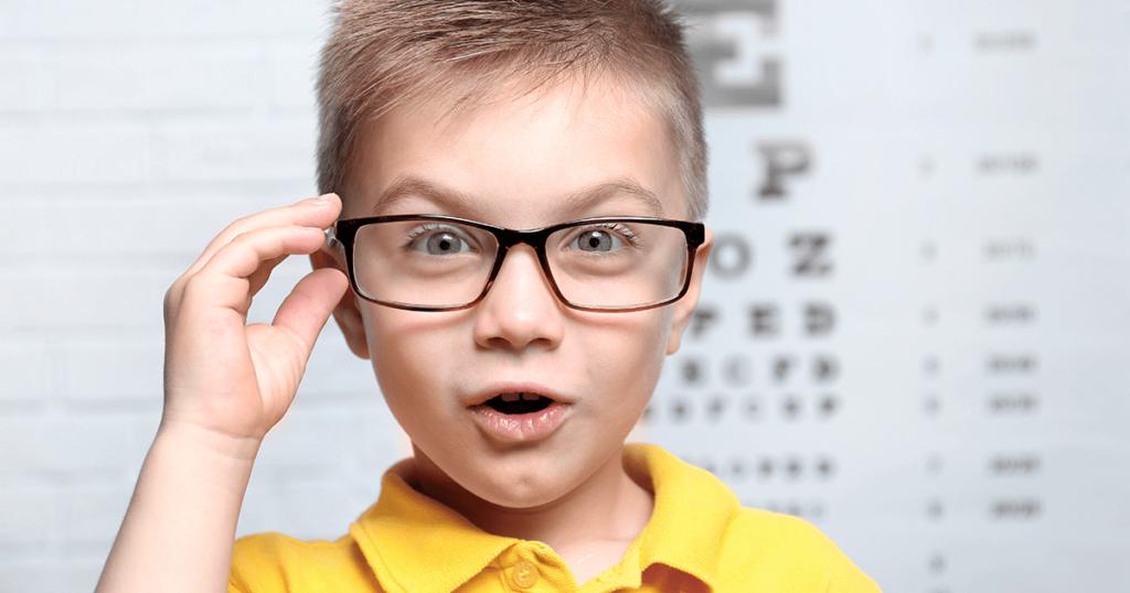 Специальные очки при астигматизме