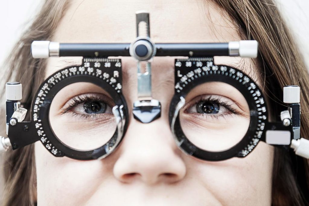 Ежегодное обследование у офтальмолога