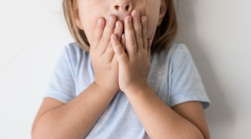 Заикания у детей